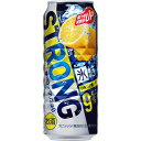 キリン 氷結 ストロング シチリア産レモン 500ml×24本 【ご注文は2ケースまで同梱