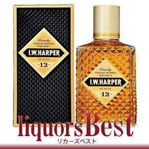 12/14(金)朝10時STARTエントリーでポイント5倍ハーパー12年700ml洋酒ウィスキーバー