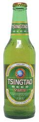 【全品2倍ポイント】青島(チンタオ)ビール 4.7度 330ml【1Lボトル18本迄1個口送料】【02P13Dec13_m】