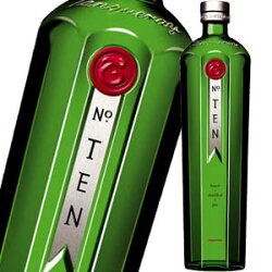 No.10 タンカレー ジン (ナンバーテン) 47度 750ml 並行品【PR※1Lボトルサイズ迄なら18本迄は1個口送料で対応可能です】