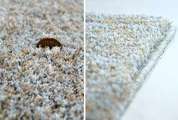 ラグマットラグ洗えるウォッシャブルマイクロファイバーシャギームック約100×140cm長方形【北欧夏用グリーンカーペットじゅうたん絨毯玄関】【10P05July14】