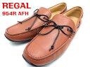 REGAL『リーガル』954R AFH ブラウン【紳士靴】メ...