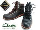 【SALE】Clarks『クラークス』425EPadley Alp GTX ゴアテックス・GORE-TEX メンズ ブーツ防水 防滑 通気レザー 革 クライミング25cm 25.5cm 26cm