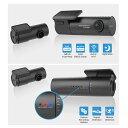 2カメラ日本語DR590W-2CHドライブレコーダー16GB...