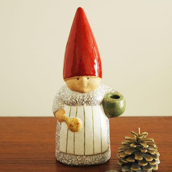 【あす楽15時まで】Lisa Larsonリサラーソン/Santa Mother(サンタ・マザー)トムテファミリー/スウェーデン/北欧オブジェ/置物【送料無料】【HLS_DU】【RCP】