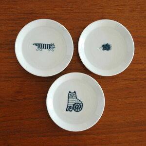 豆皿(マイキー、ハリエット、NINACAT/JapanSeriesジャパンシリーズ・波佐見焼/LisaLarson(リサ・ラーソン