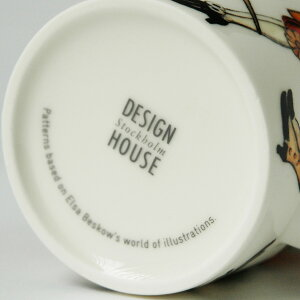 エルサべスコフ・マグカップ・DESIGNHOUSEstockholm(デザインハウスストックホルム)スウェーデン/北欧食器