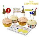 あす楽!【meri meri メリメリ】 カップケーキ キット ハーレークイン 【Harlequin cupcake kit】