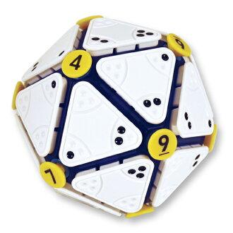 Number logic puzzle アイコゾク 10P01Sep13