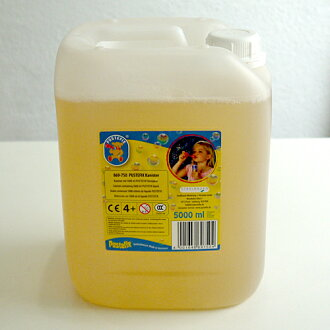 ★ Nice! & 5 Times in entry ★ soap bubble-ball refill liquid 5 litres 10P01Sep13