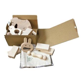 Shinyusha wood and wood toys baby gift set popular product 10P01Sep13