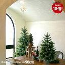 最大ポイント10倍!【クリスマス用品】NEWクリスマスツリー90cm【RS GLOBAL TRADE...