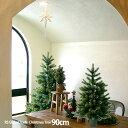 【クリスマス用品・限定早期販売】NEWクリスマスツリー90cm【RS GLOBAL TRADEグローバ