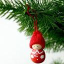 【クリスマス用品・10月入荷分ご予約】SPLオーナメント・雪の妖精[ Christmas:クリスマスオーナメント ]