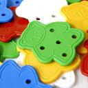くまのひも通し、数・色のお勉強幼児教室教材としても人気です!