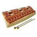 おもちゃでなく、小さな楽器。2段メタルフォンNG30【送料無料!】