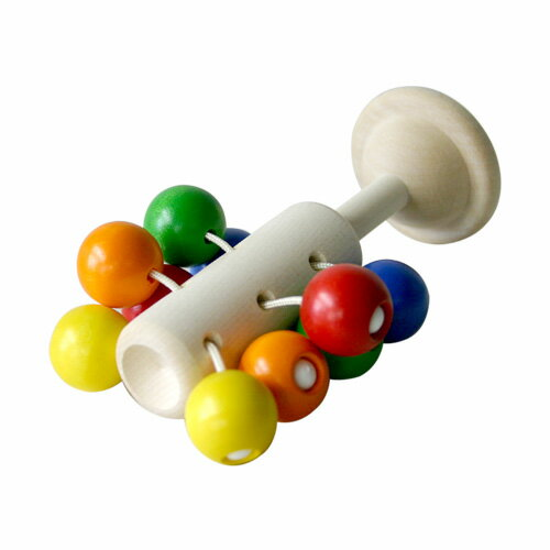 DOLIO popular product!: rattle-rattle, pacifier, wood toy 10P01Sep13