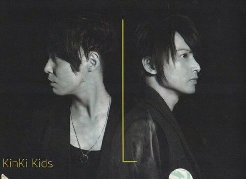 KinKi Kids クリアファイル「Lアルバム」限定特典