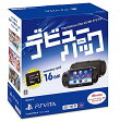 新品 PlayStation Vita デビューパック 3G/Wi-Fiモデル クリスタル・ブラック PCHJ-10026