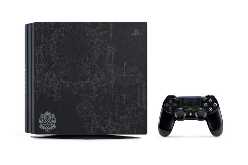 【入荷済み】 PlayStation 4 Pro KINGDOM HEARTS III LIMITED EDITION / キングダムハーツ3 PS4