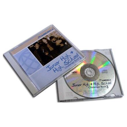 チャレンジ・ブック#3 CD Jr. High & High School Challenge Book #3 CD