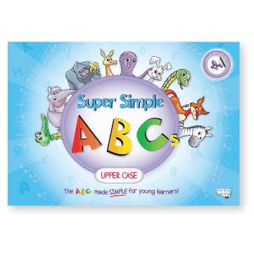 Super Simple ABCs 大文字Super Simple ABCs Upper Case