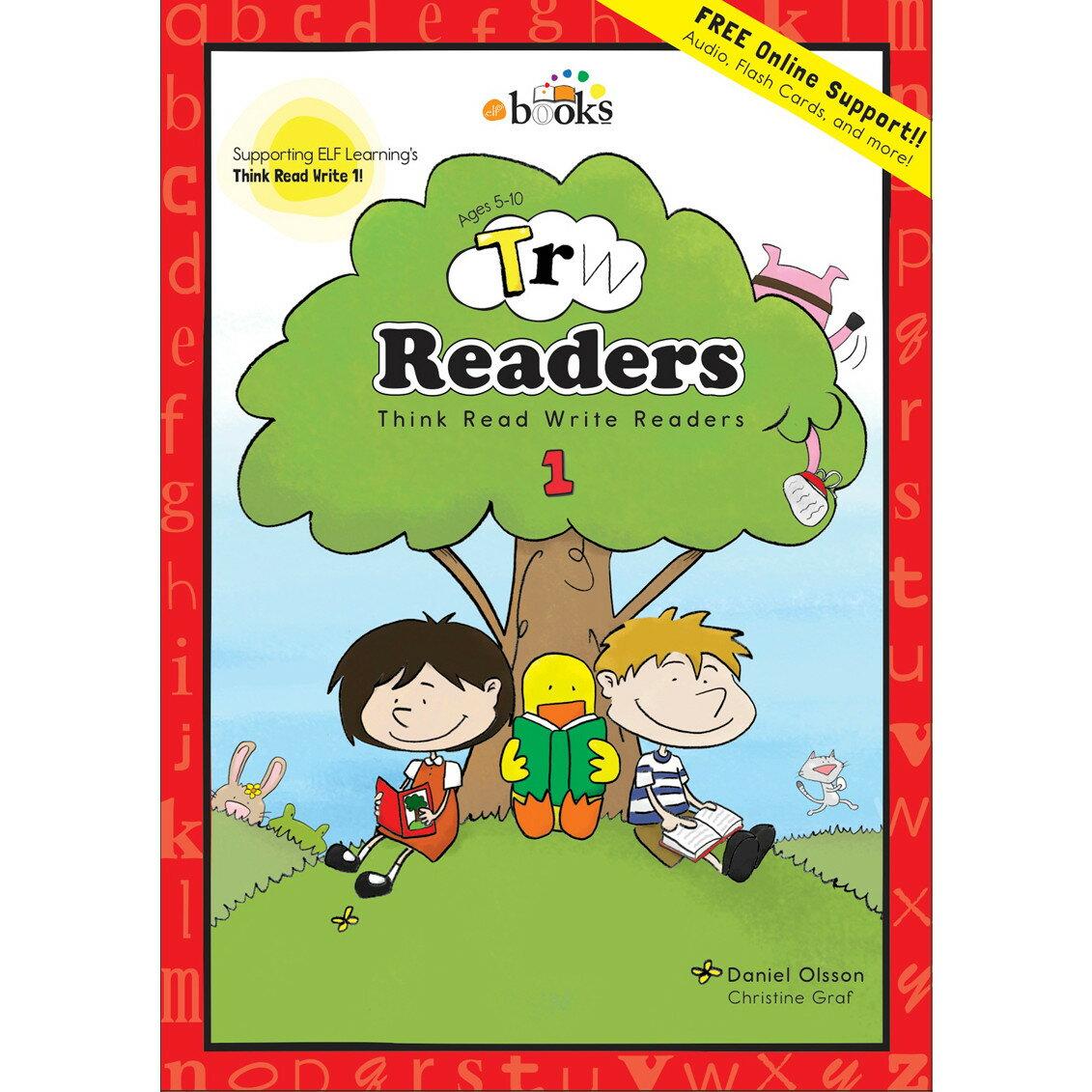 シンク・リード・ライト 1 (読解編) Think Read Write 1, Readers