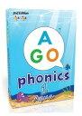 【楽天スーパーSALE対象商品!】AGO Phonics Aqua 2nd Edition (Level 1)