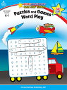 Puzzles & Games Word Play (K-1)