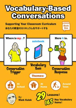 Speak Now Series: Vocabulary-Based Conversations Book One
