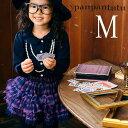 NEW【Seasonal】panpantutu/パンパンチュチュチュチュプリンセス/タータンベリーピンク/Mサイズ(2〜4歳位)【ネコポス不可】