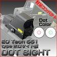 【数量限定価格】 EOTechタイプ 551 ホロサイト ダットサイト 10P03Dec16