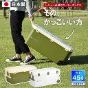 【あす楽】保冷 大型 熱中症対策グッズ クーラーボックス 45L 大容量【ラグー