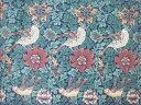 【ウィリアム・モリス William Morris バード/アネモネ】ウィリアムモリス生地1巾50cm単位カット販売