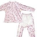 介護 パジャマ 婦人 S/M/L/LL らくらく着替えパジャマ 長袖 長ズボン 綿100 オールシーズン 介護パジャマ