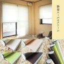 幅60×高さ180cmロールスクリーン(透過性生地)【zen】 既製サイズ ロールカーテン