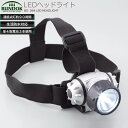 【5,000円以上送料無料】BUNDOK LEDヘッドランプ1/BD-284/ヘッドランプ、LED ヘッドランプ、登山用品、防災用品