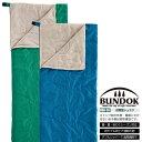 【5,000円以上送料無料】BUNDOK 封筒型シュラフ/B...