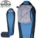 BUNDOK ラップ型シュラフ/BDK-54/寝袋、シュラフ...