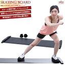 【送料無料】鉄人倶楽部 スケーティングボード/IMC-110/スライド、スライダー、スライドボード、スライディングボード、スケート、ボード