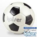 【5,000円以上送料無料】kaiser PUサッカーボール4号 BOX/KW-142/サッカーボール 4号球、激安