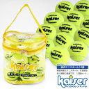 【5,000円以上送料無料】kaiser 硬式テニスボール12P/KW-326/テニス、テニスボール、テニスボールセット、お買い得、激安