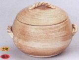 三鈴陶器 日本製ご飯鍋 四日市万古焼 みすず炊飯土鍋 3合炊き 伊良保 茶