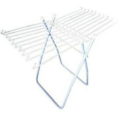 万能室内物干しS型 スタンド式タオル掛けの商品画像