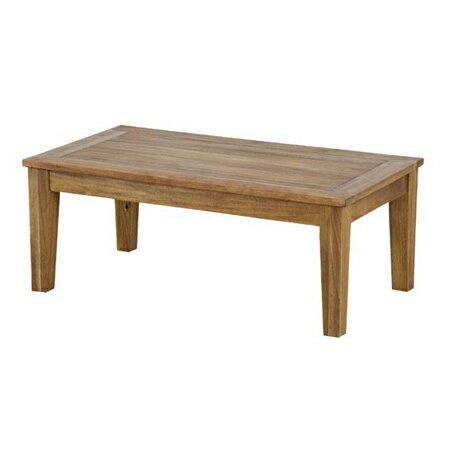 センターテーブル アルンダ アカシア材 幅90cm ( 送料無料 リビングテーブル ローテーブル ナチュラル 机 座卓 重厚感 )