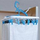 洗濯ハンガー 室内干し 角ハンガー 36ピンチ ( 物干しハンガー 洗濯用品 角ハンガー 物干し 洗濯物干し 洗濯 洗濯ピンチ )