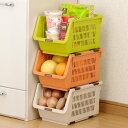 【ポイント最大17倍】キャスター付で引出しやすい!野菜収納ストッカー