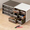卓上収納ボックス アイケース S ( 小物入れ 収納ケース 小物収納 引き出し デスクチェスト 机 整理 レターケース )
