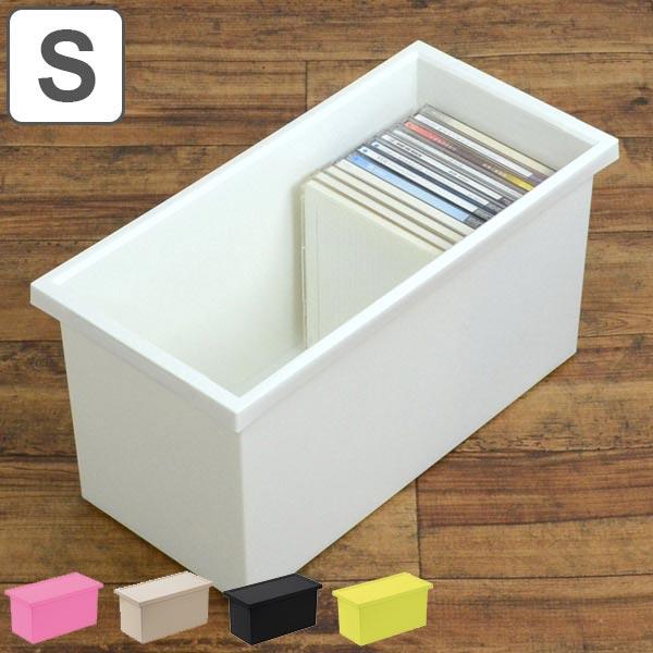 RoomClip商品情報 - 収納ボックス ファボーレヌーヴォ CD・DVDケース ボックスS ( 収納ケース 衣装ケース プラスチック おもちゃ箱 衣装ケース 小物入れ CD DVD 収納 ラック フタ付き 蓋付き ふた付き 積み重ね スタッキング BOX )