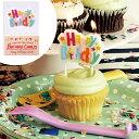 キャンドル バースデーケーキキャンドル ( ケーキキャンドル ローソク ロウソク 誕生日ケーキ バースデーケーキ 記念日 蝋燭 バースデー )